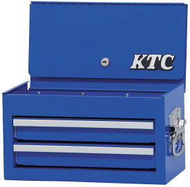【10月25日(月)は全商品P5倍! 】【あす楽】【数量限定】KTC(京都機械工具) ミニチェスト(2段2引出し) SKX0012BL