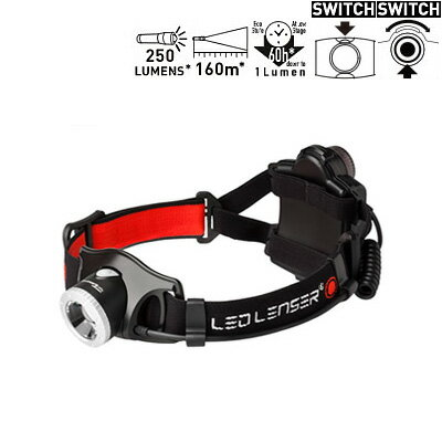 LEDヘッドライト H7.2 7297 LEDLENSER(レッドレンザー)