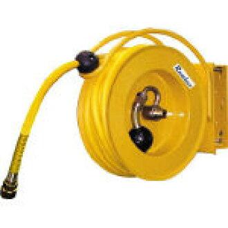 空气软管绕线机黄色内径8.0mm*10m AR-810 Reelex