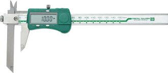 數碼的膠版遊標卡尺D-150F新潟精機(SK)