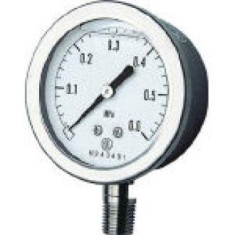 GREE瑞尔入圧力計GV50-173-0.1MP长野仪器(NKS)
