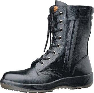 女性用的轻快、耐滑長編上安全靴22.0cm LCF230F-22.0绿安全