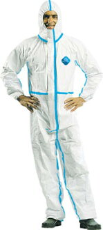 Tyvek protective suit taped XXL TV-3 XXL DuPont (DuPont)