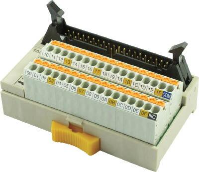 スプリングロック式コネクタ端子台 PCX-1H40-TB34-M2X TOGI(東洋技研)