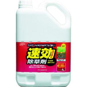 IRIS(アイリスオーヤマ) 514647 速効除草剤 4L SJS-4L