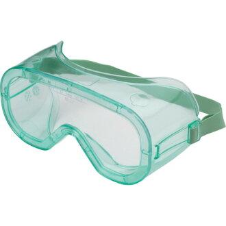 安全安全護目鏡封閉型毫克 30 綠色
