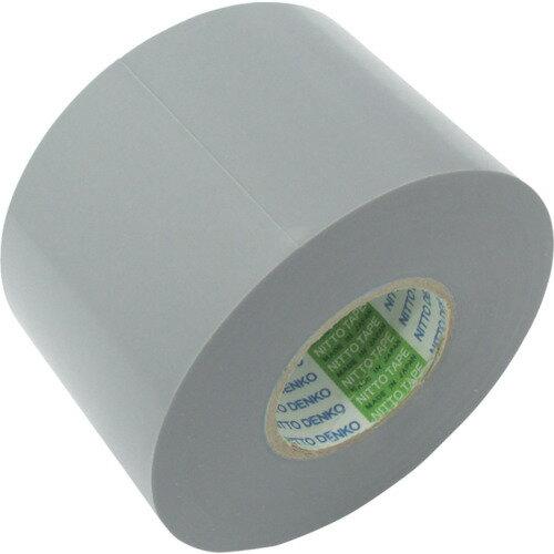 日東電工 脱鉛ビニールテープ 0.2mmX50mmX20m グレー 21R-50 GY