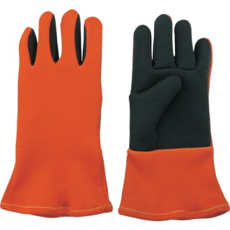 MZ637-L max for the heat-resistant gloves long type left hand for 300 degrees Celsius