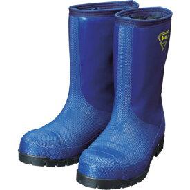 SHIBATA(シバタ工業) 冷蔵庫用長靴-40℃ 24.0cm ネイビー NR021-24.0