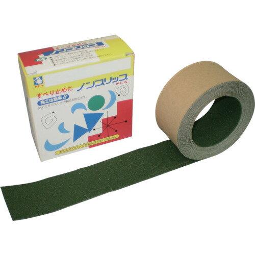 NCA(ノリタケ) ノンスリップテープ 50X5m 緑 NSP-505 GN
