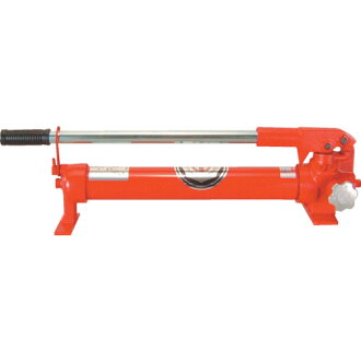 Manual hydraulic pump motion P-1B RIKEN (Li Ken)