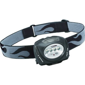 Princeton Tec LEDヘッドライト QUAD-BK