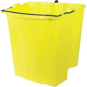 【決算SALE!9月20日・25日はP5倍!】ラバーメイド ウェイブブレイクモッピングシステム 汚水用バケツ RM9C74YL