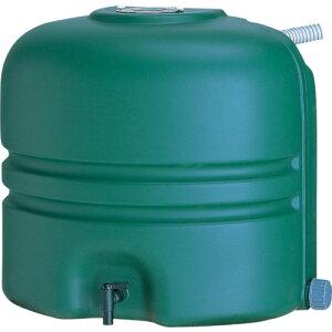 【直送】【代引不可】 コダマ樹脂 雨水タンク ホームダム110L RWT-110 グリーン RWT-110-GREEN