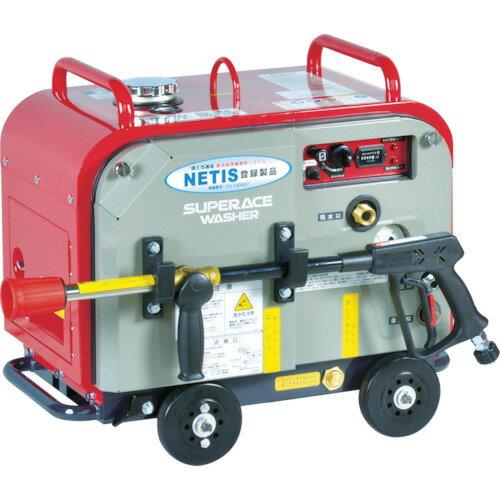【直送】【代引不可】エンジン式高圧洗浄機 防音型 SEV-2108SS スーパー工業