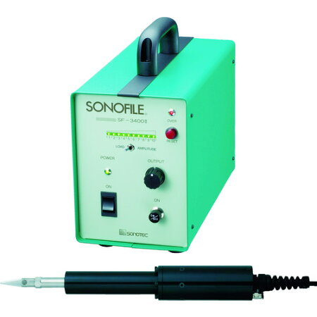 [[SF-3400-2.SF-3140(3388)]]超音波カッターSF-3400-2.SF-3140SONOTEC(ソノテック)
