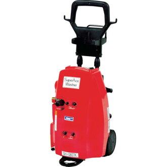 모터식 고압 세척기 100 V형 SH-0807 K-A슈퍼 공업