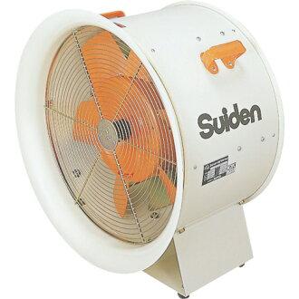 Blower (axial flow fan blower) splash 500mm three aspect 200V SJF-T506 Sui den (Suiden)