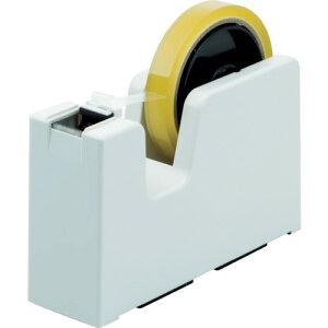 【10/25(日)限定!全商品P5倍!】ニチバン テープカッター タブメーカー アイボリー TC-TB65
