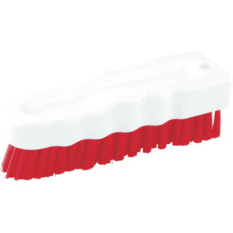 Hand brushes (hard) HACCP for Red THB-H-R TRUSCO (trusco)