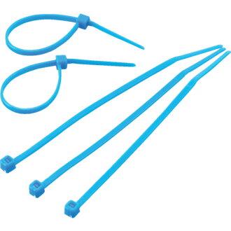 彩色电缆连接青宽度4.8X250mm最大团结φ68标准型TRCVR-250B TRUSCO(桁架共)