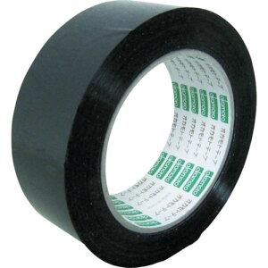 オカモト OPPテープ NO333Cカラー 黒 38mmX100m 333C38X