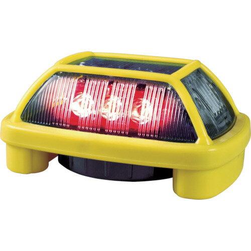 NIKKEI(日惠製作所) ニコハザードFAB VK16H型 LED警告灯 赤 VK16H-004F3R