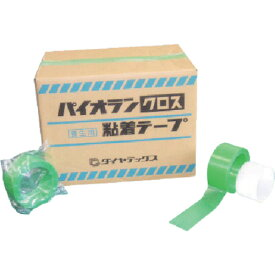 パイオラン(ダイヤテックス) コアレステープ グリーン 50mmX25m Y-09-GR-50CORELESS