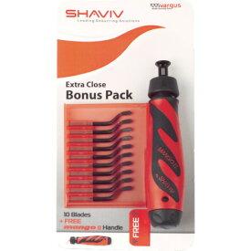 SHAVIV(シャビブ) ボーナスパックセット E100 8S 155-00178