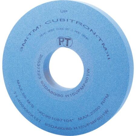 [[400X5093DA120H8(3080)]]キュービトロン2精密円筒研削用砥石粒度120外径400mm