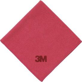 3M スコッチ・ブライト 高耐久ふきん2012 赤 36×36cm 1枚 FUKIN2012 RED