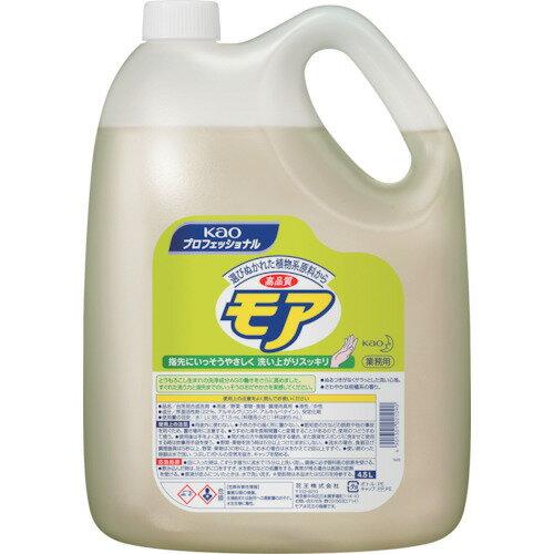 花王(Kao) 食器用洗剤 モア 4.5L 021090