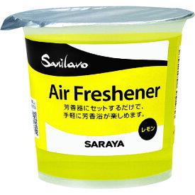 サラヤ エアフレッシュナーレモン 150G 12個入 45124