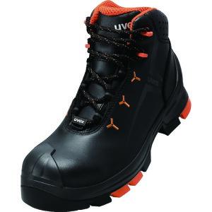 【8月1日(日)は全商品P5倍!】UVEX UVEX2 ブーツ ブラック 28.5CM 6503.5-44