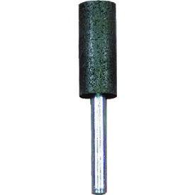 ヤナセ レジノイド軸付砥石 A(黒) 円筒 32x38x6 5本 BA3238-A-5P