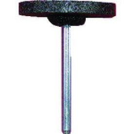 ヤナセ レジノイド軸付砥石 A(黒) 円筒薄 32x5x6 5本 BA325-H1-5P
