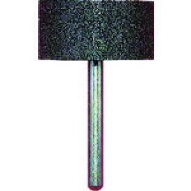ヤナセ レジノイド軸付砥石 A(黒) 円筒 50x25x6 5本 BA5025-A-5P