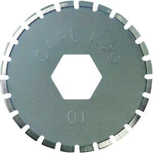 CARL(カール) ディスクカッター替刃(ミシン目刃) DCC-29