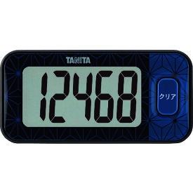 【スーパーSALE期間中 全商品P2倍! 5日&10日はP5倍!】TANITA(タニタ) 3Dセンサー搭載歩数計 FB-740-BK