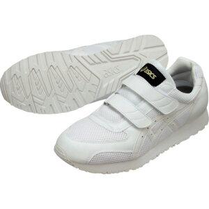 ASICS(アシックス) 静電気帯電防止靴 ウィンジョブ351 白X白 29.0cm FIE351.0101-29.0