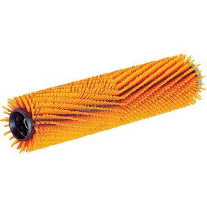 KARCHER(ケルヒャー) 床洗浄機用ローラーブラシ 400mm 凹凸面用ブラシ オレンジ 47622510