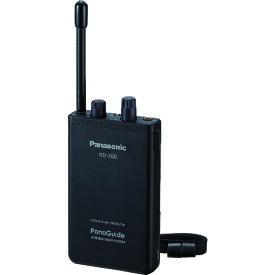 Panasonic(パナソニック) パナガイド(ワイヤレス受信機12ch) RD-760-K