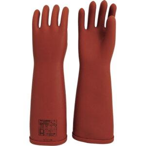 ワタベ(渡部工業) 電気用ゴム手袋 普通型 大 530