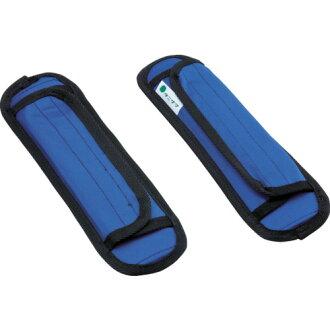 Shoulder pad blue 581-B-J Tanizawa for the full harness