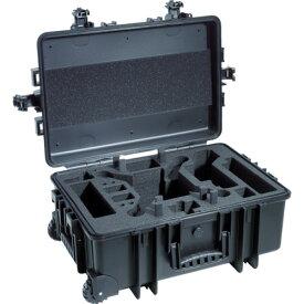 B&W プロテクタケース 6700 黒 DJI 6700/B/DJI4