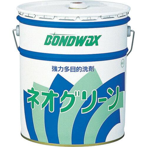 コニシ 多目的洗剤 ネオグリーン 18L 05105