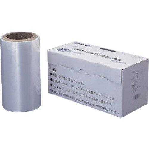 白光(HAKKO) シュリンクフィルム 200mmX100MX15ミクロン 841-02