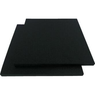 Cushion rubber 10X300X300mm A30 WAKI (Waki Sangyo)