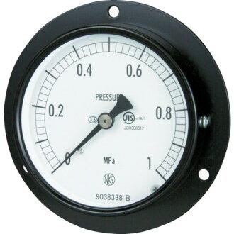보통형 압력계 AC15-231-0. 4 MP나가노 계기(NKS)