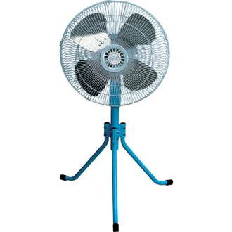 Air motor type factory fan (stand type) AFG-18 Aqua systems